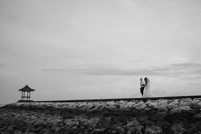 Bali Wedding Photography - Nakeetah & Robert by The Deluzion Visual Works - 011