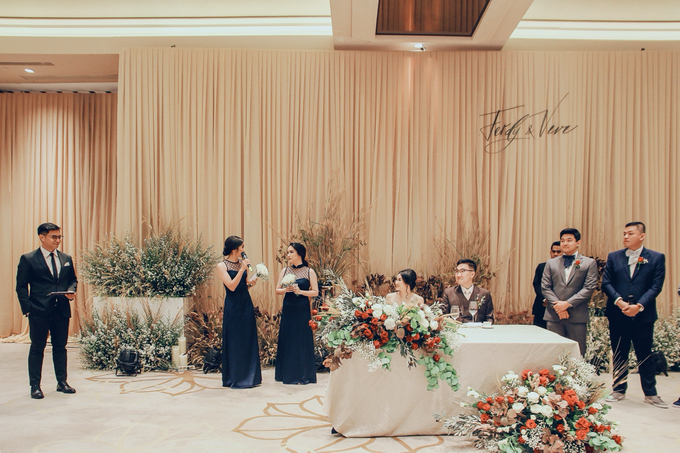 Ayana - MC & Music for the Wedding of Ferdy & Vivi by White Pearl Decoration - 004