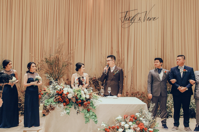 Ayana - MC & Music for the Wedding of Ferdy & Vivi by White Pearl Decoration - 005