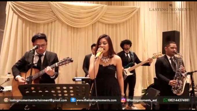 Ayana - MC & Music for the Wedding of Ferdy & Vivi by White Pearl Decoration - 007
