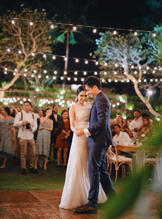 Khayangan Estate Bali - MC for the Wedding of Asa & Adrian by Lumbung Catering - 002