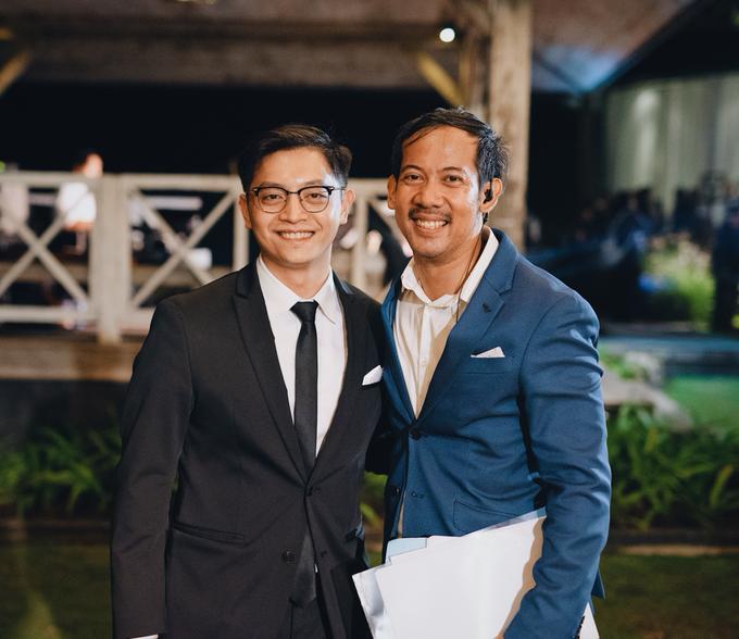 Khayangan Estate Bali - MC for the Wedding of Asa & Adrian by Lumbung Catering - 003