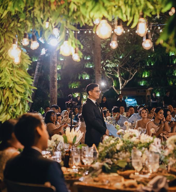 Khayangan Estate Bali - MC for the Wedding of Asa & Adrian by Lumbung Catering - 005