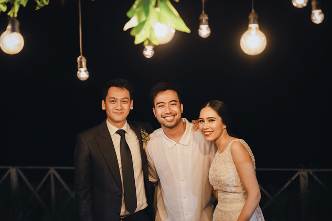 Khayangan Estate Bali - MC for the Wedding of Asa & Adrian by Lumbung Catering - 007