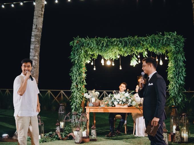 Khayangan Estate Bali - MC for the Wedding of Asa & Adrian by Lumbung Catering - 006
