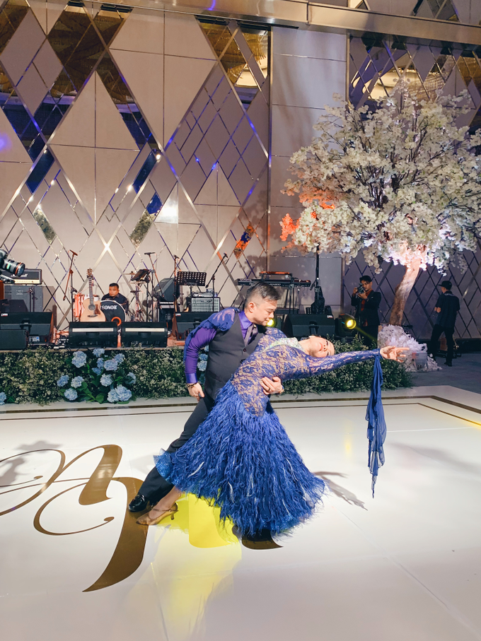 Intercontinental Hotel - MC for Aldrich & Margareth by Demas Ryan & Lasting Moments Entertainment - 001