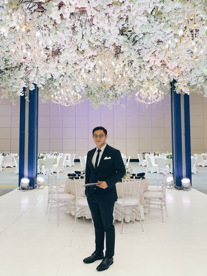 Intercontinental Hotel - MC for Aldrich & Margareth by Demas Ryan & Lasting Moments Entertainment - 007