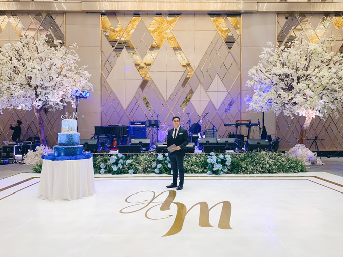 Intercontinental Hotel - MC for Aldrich & Margareth by Demas Ryan & Lasting Moments Entertainment - 008