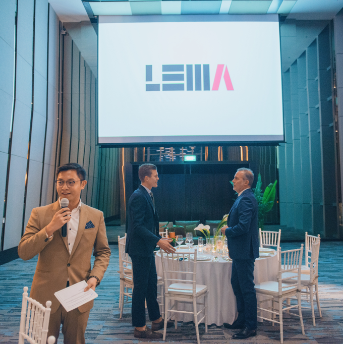MC for Lema Mobili Launch from Italy by Demas Ryan & Lasting Moments Entertainment - 007