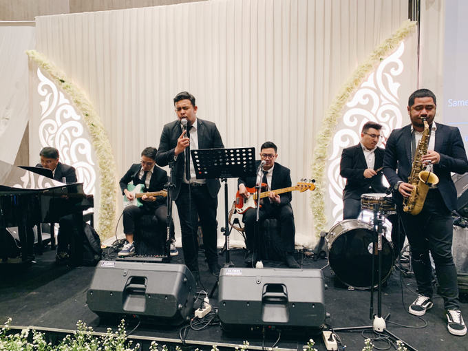Grand Mercure - MC & Band for James & Jessica by Demas Ryan & Lasting Moments Entertainment - 007
