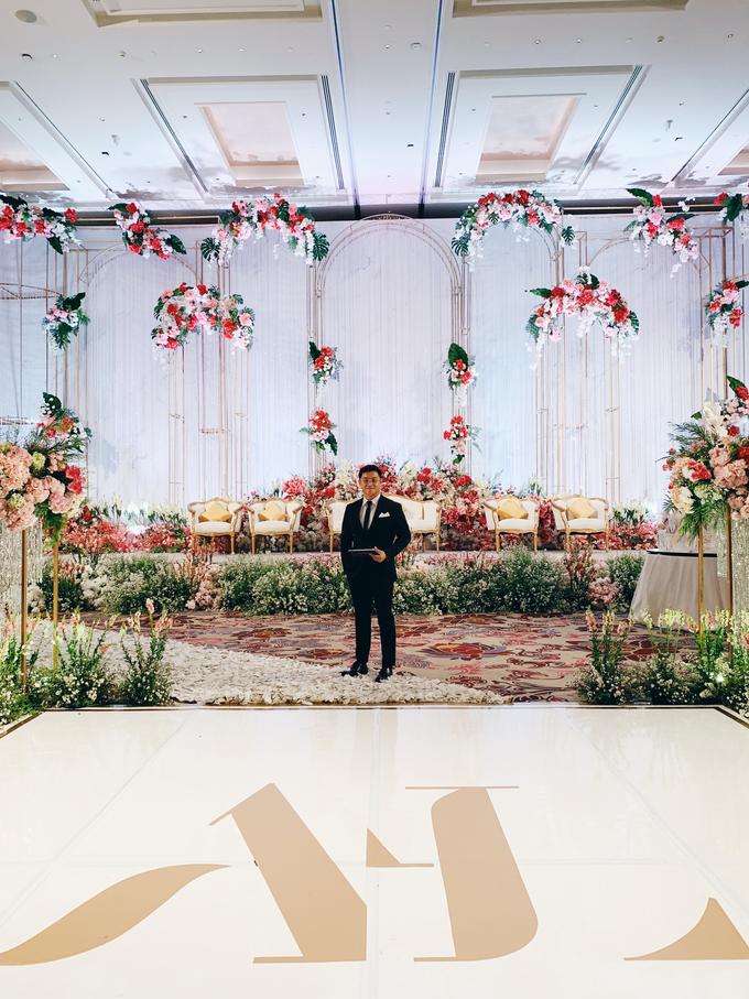 Fairmont Jakarta - Wedding of Arnold & Lyvia by Demas Ryan & Lasting Moments Entertainment - 001