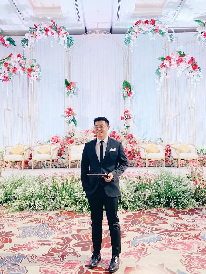 Fairmont Jakarta - Wedding of Arnold & Lyvia by Demas Ryan & Lasting Moments Entertainment - 002