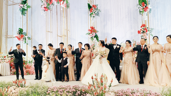 Fairmont Jakarta - Wedding of Arnold & Lyvia by Demas Ryan & Lasting Moments Entertainment - 004