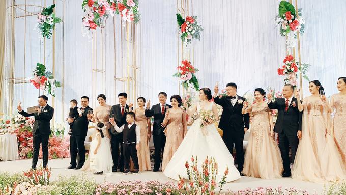 Fairmont Jakarta - Wedding of Arnold & Lyvia by Demas Ryan & Lasting Moments Entertainment - 005