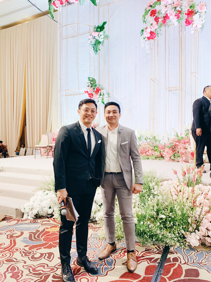 Fairmont Jakarta - Wedding of Arnold & Lyvia by Demas Ryan & Lasting Moments Entertainment - 007