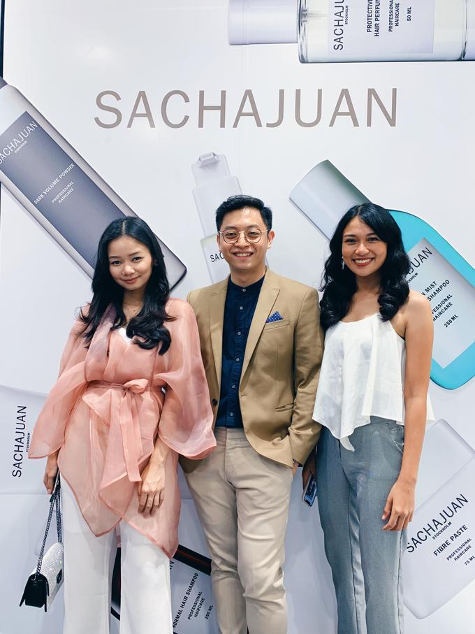 MC for Sachajuan w/ Keth Agustine & Andreas Zhu by Demas Ryan & Lasting Moments Entertainment - 001