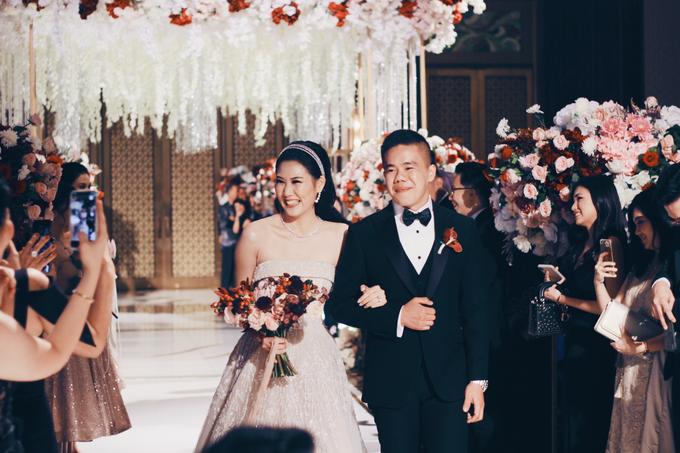 Four Season - Jessica Dinata & Frenky Utomo by Four Seasons Hotel Jakarta - 003