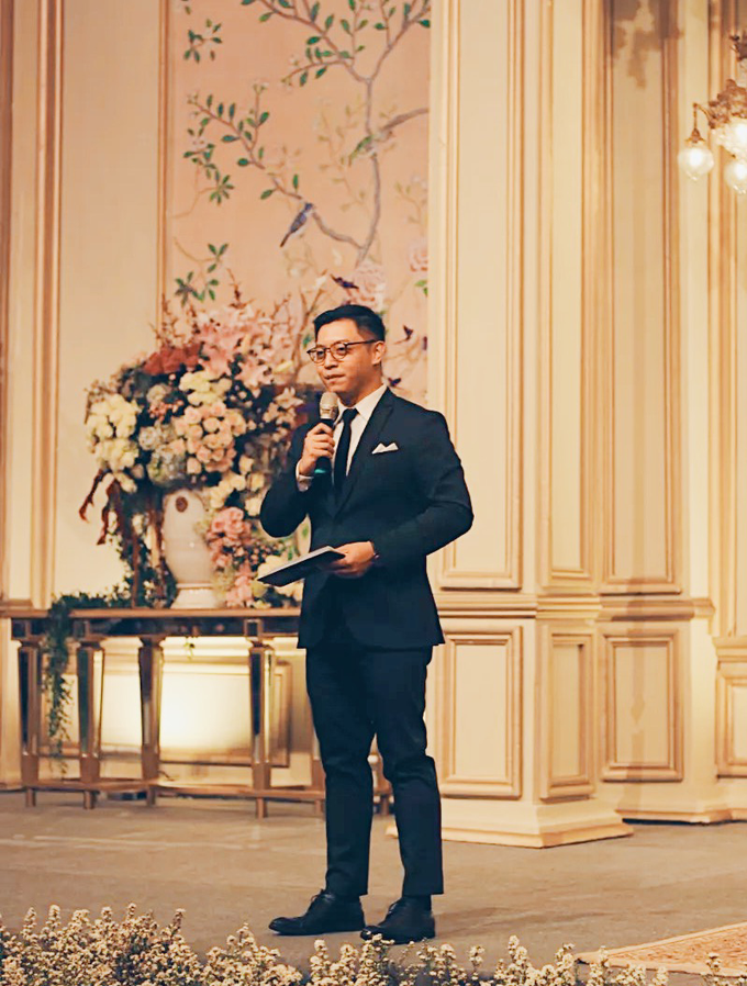 MC at Shangrila for Katia & Bernard by Shangri-La Hotel - 004