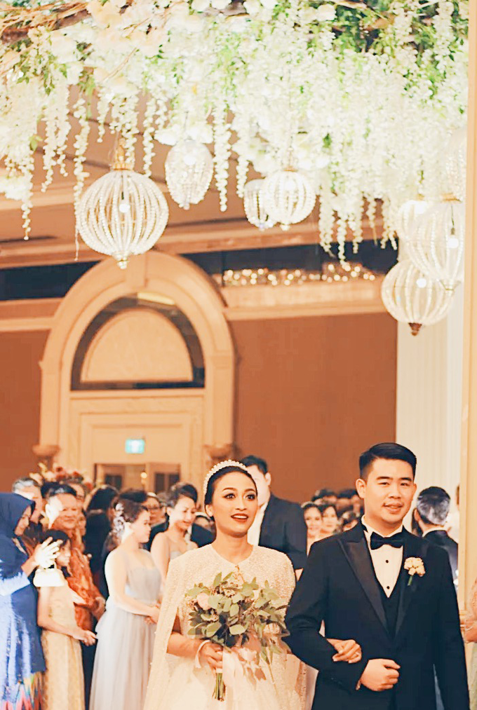 MC at Shangrila for Katia & Bernard by Shangri-La Hotel - 001