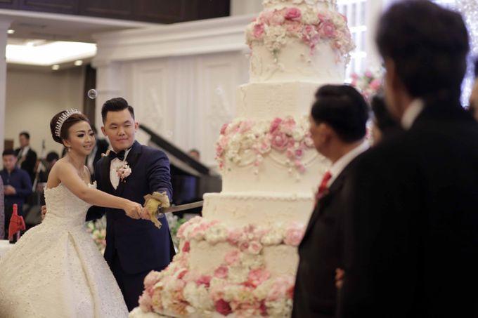 Deni & Cicilia Wedding by Royal Kuningan Jakarta - 010