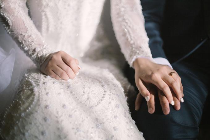 The Wedding of James & Grace by Pattivana - 003