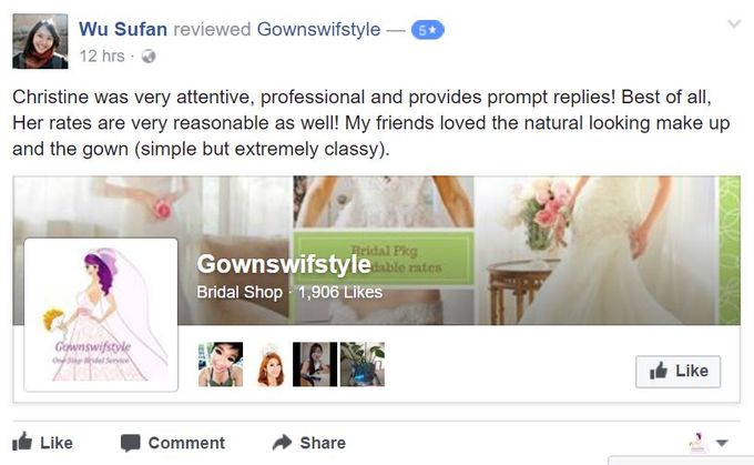 Reviews from Clients by Makeupwifstyle - 001
