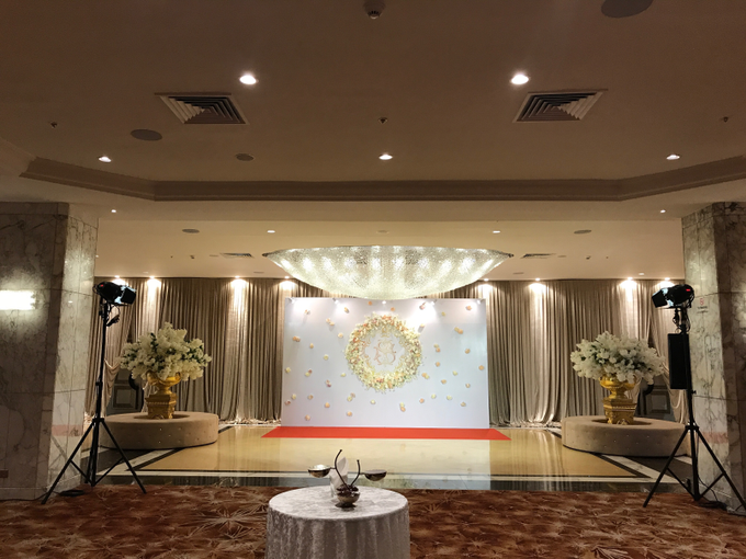 Wedding of A&A by Shangri-La Hotel, Kuala Lumpur - 002