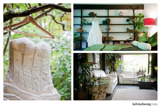 Dandenong Mountains Wedding by Innicka Dee Cakes - 050