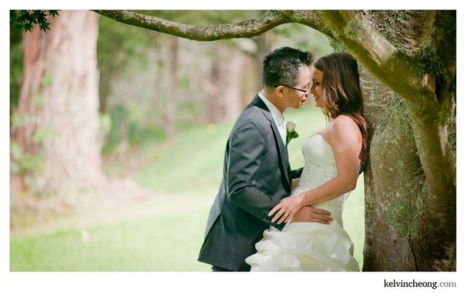 Dandenong Mountains Wedding by Innicka Dee Cakes - 048