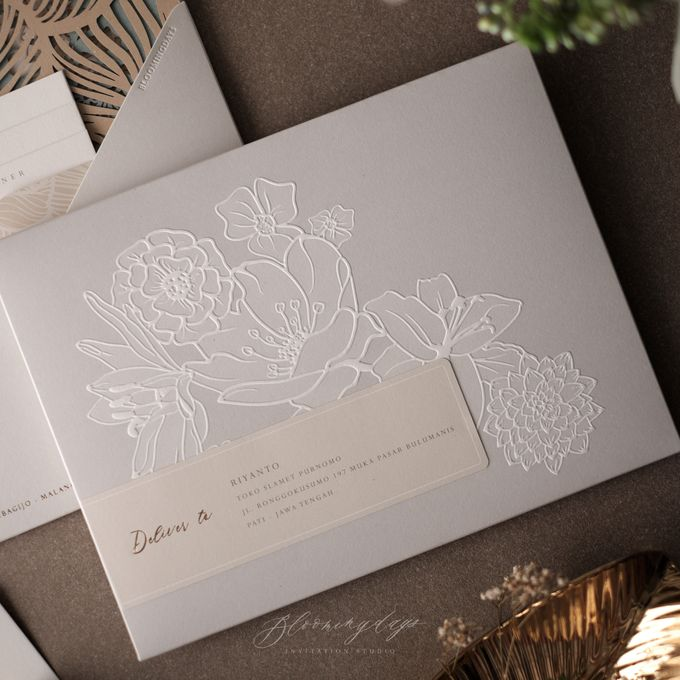 SPRING OF JOY by BloomingDays Invitation Studio - 002