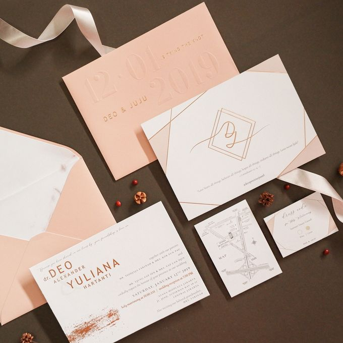 Deo & Juju by Meltiq Invitation - 004