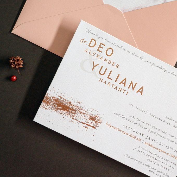Deo & Juju by Meltiq Invitation - 006