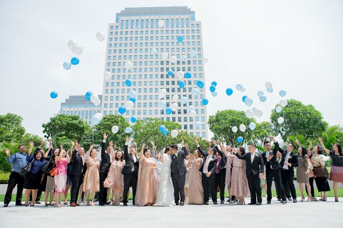 Deo & Fanny by One Heart Wedding - 002