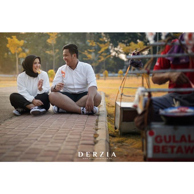 Prewedding Raja & Bintang by Derzia Photolab - 005