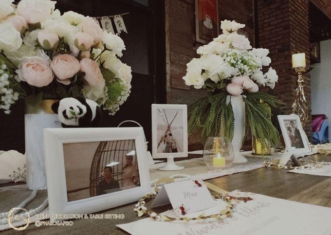 Wanda Bridal Shower by Phalosa Event Decoration & Table Setting - 008