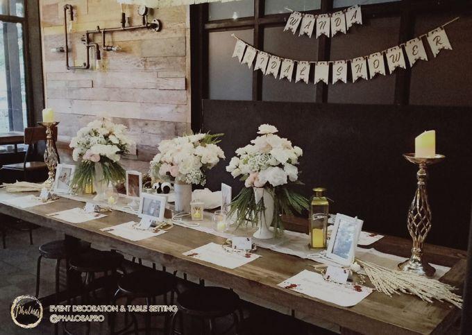 Wanda Bridal Shower by Phalosa Event Decoration & Table Setting - 002