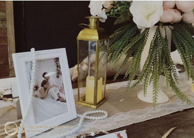 Wanda Bridal Shower by Phalosa Event Decoration & Table Setting - 001