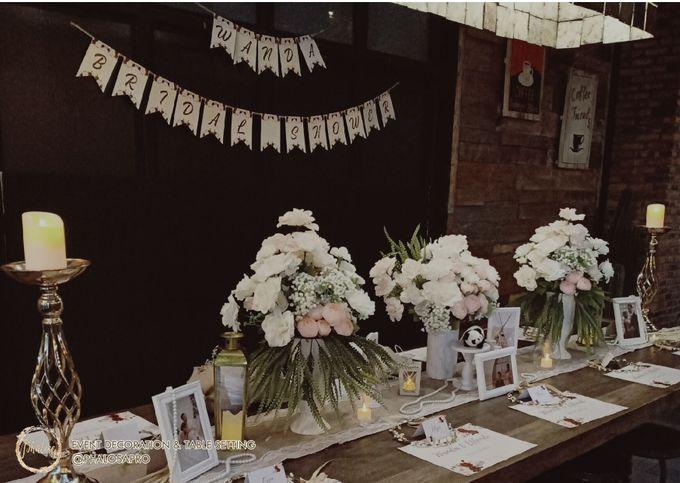 Wanda Bridal Shower by Phalosa Event Decoration & Table Setting - 003