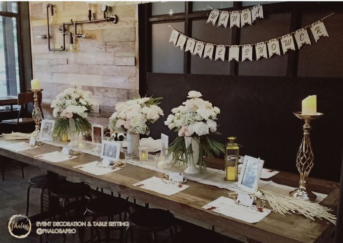 Wanda Bridal Shower by Phalosa Event Decoration & Table Setting - 004