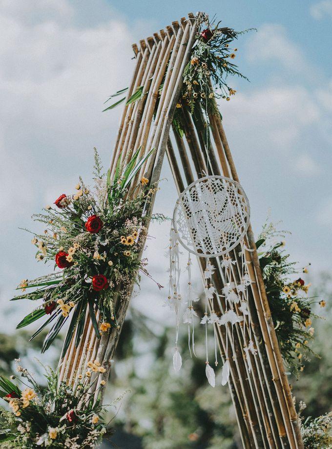 ANA & JUAN WEDDING by Visesa Ubud - 010