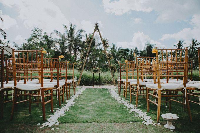 ANA & JUAN WEDDING by Visesa Ubud - 011
