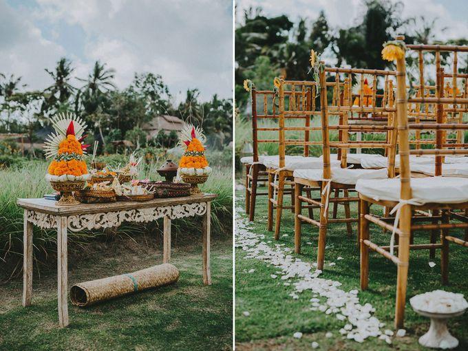 ANA & JUAN WEDDING by Visesa Ubud - 005