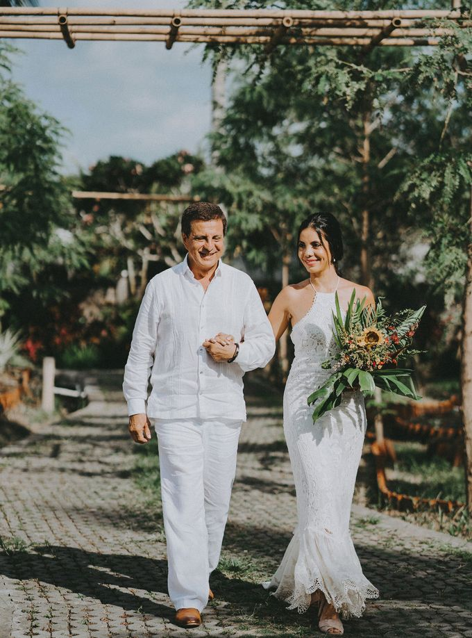 ANA & JUAN WEDDING by Visesa Ubud - 007