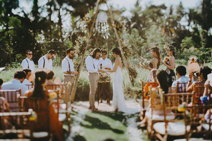 ANA & JUAN WEDDING by Visesa Ubud - 001