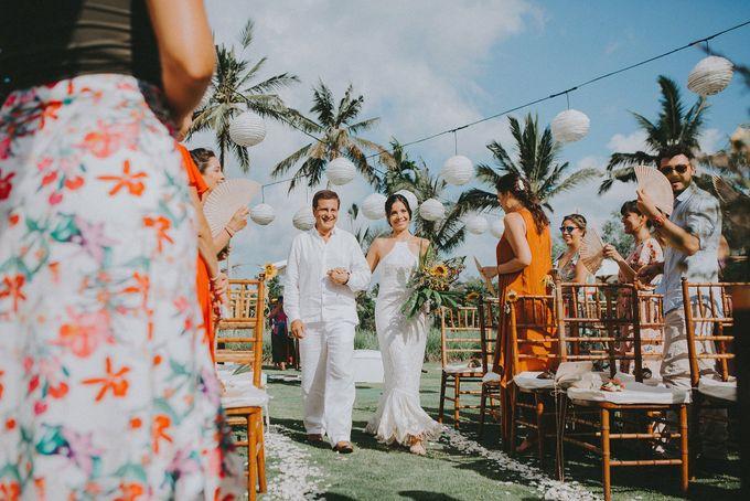 ANA & JUAN WEDDING by Visesa Ubud - 004