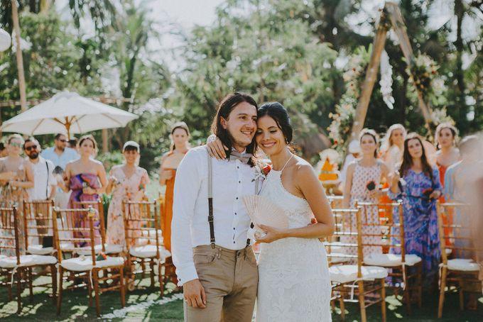 ANA & JUAN WEDDING by Visesa Ubud - 003