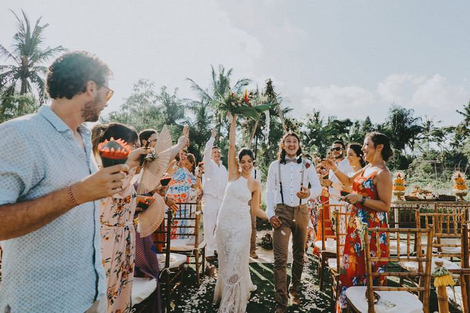 ANA & JUAN WEDDING by Visesa Ubud - 002