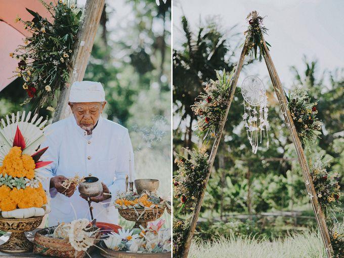 ANA & JUAN WEDDING by Visesa Ubud - 009