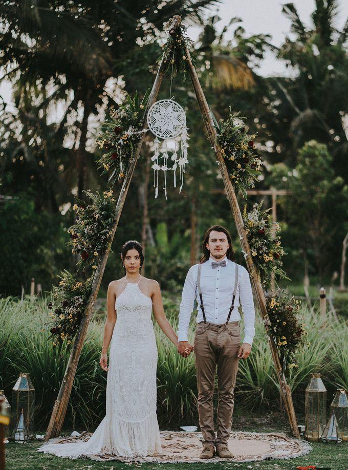 ANA & JUAN WEDDING by Visesa Ubud - 006