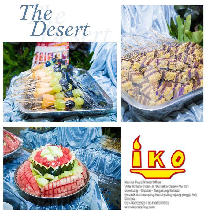 Sweet Corner by IKO Catering Service dan Paket Pernikahan - 001